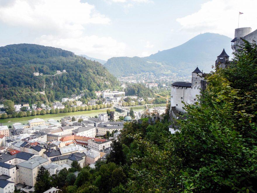 Salzburg, Austria 2016 - Hohensalzburg Fortress
