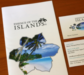Essence of the Island Branding